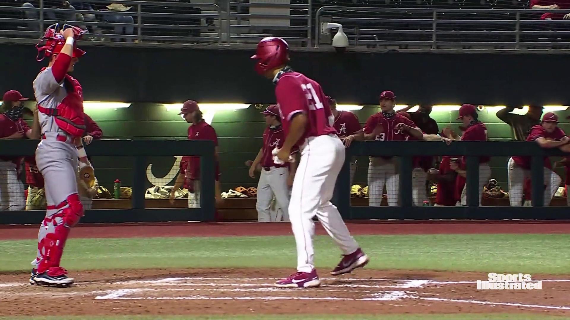 Highlights – Alabama Baseball 7, JSU 2