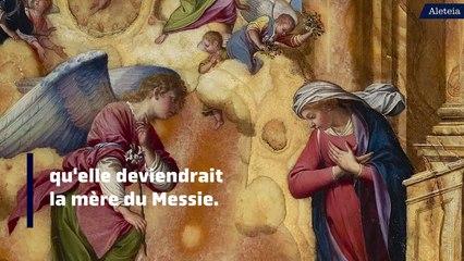 """L'Annonciation, ce jour où la Vierge Marie a dit """"oui"""""""