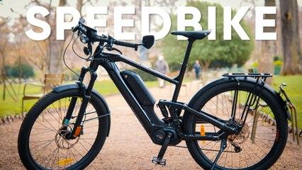 On teste un speed bike en ville ! (Moustache Friday 27 FS Speed)