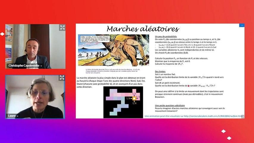 Mathématiques de la propagation (en sciences de la vie)- Vincent Calvez, mathématicien. Directeur de recherche Institut Camille Jordan, Lyon/Saint-Etienne