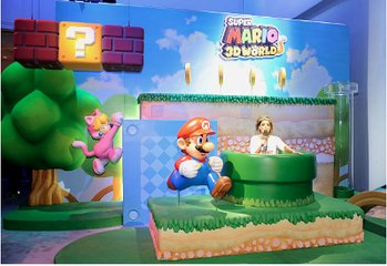 Super Nintendo World is Now Open in Japan