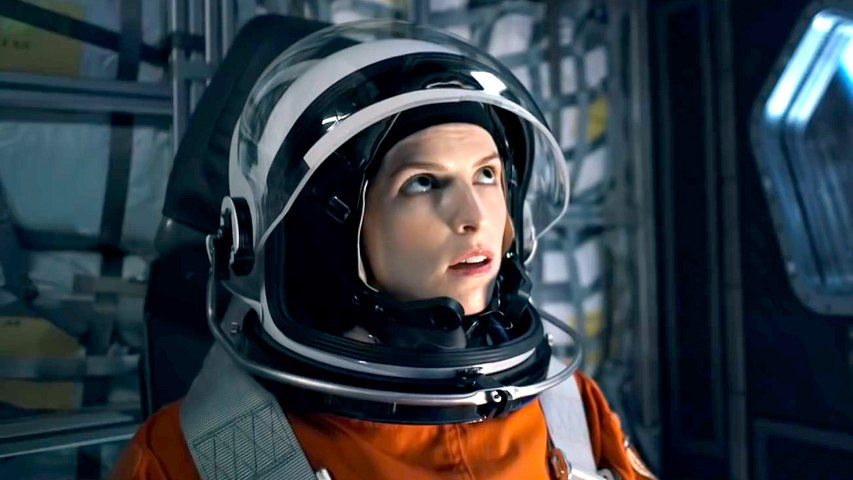 Stowaway with Anna Kendrick on Netflix - Official Trailer
