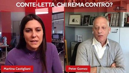 Asse Conte-Letta, chi rema contro?