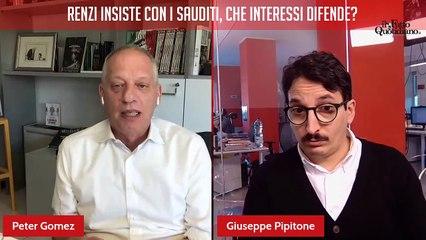 Renzi insiste con i sauditi, che interessi difende?