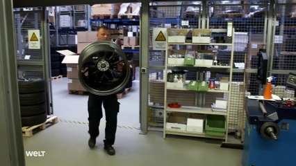 Brabus Mercedes tuning from germany full documentary