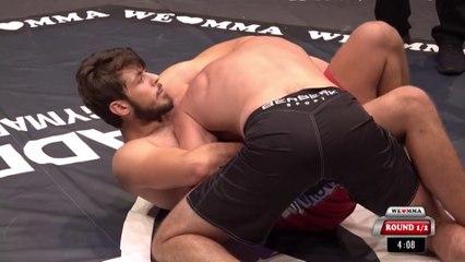 Andrey Shtefan vs Aaron Frolitch - MMA Fights