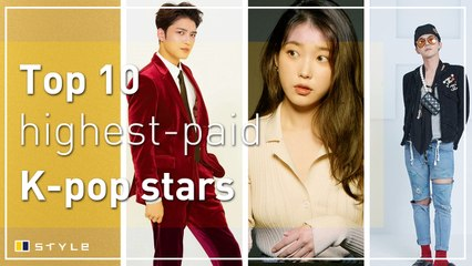 Which K-pop star makes the most money?