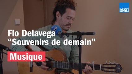 """Flo Delavega """"Souvenirs de demain"""" version acoustique (guitare - voix)"""