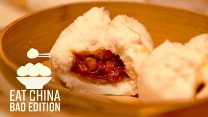 How a Dim Sum Master Makes Char Siu Bao - Eat China (S3E3)