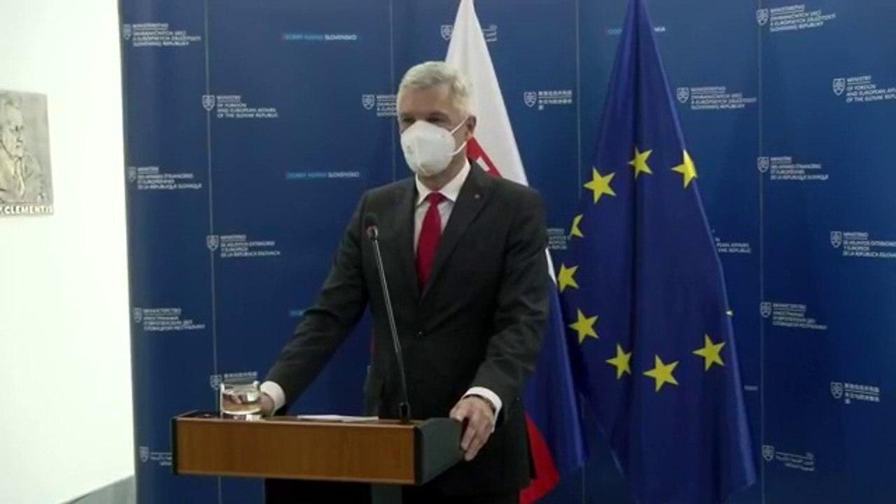 ZÁZNAM: TK ministra zahraničných vecí I. Korčoka