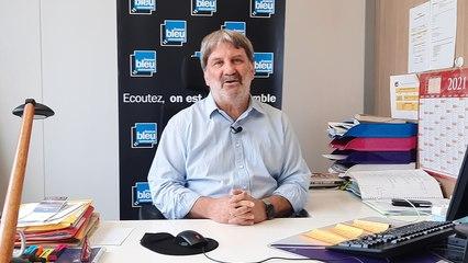 Francis Gaugain, le rédacteur en chef de France Bleu Normandie, part à la retraite