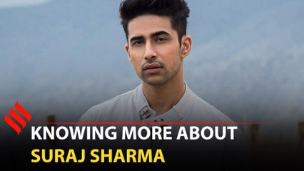Suraj Sharma on bringing his own experience to The Illegal