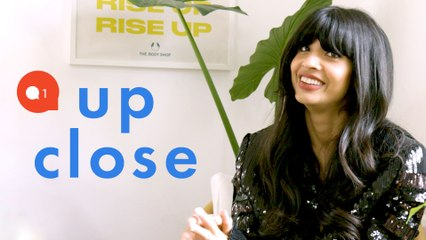 """Jameela Jamil on self-love and going after the diet industry """"until it doesn't exist anymore"""""""