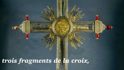 Sainte-Croix-de-Jérusalem, l'église des reliques de la Passion