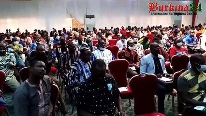 Réconciliation Nationale : La mission de Zéphirin Diabré, selon Absa Diallo