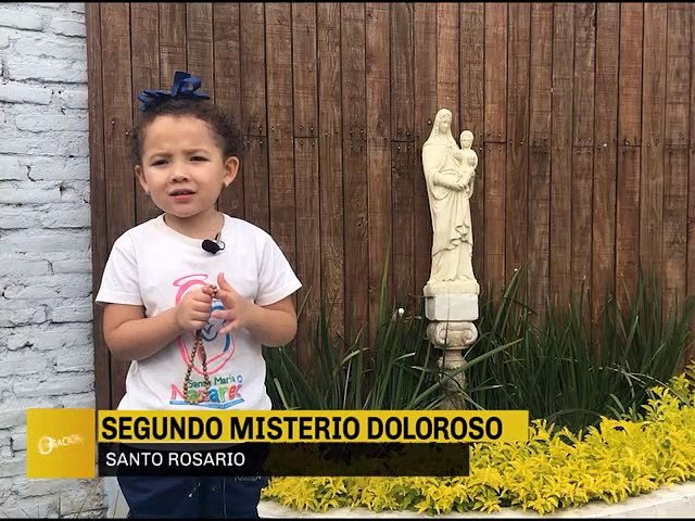 ROSARIO NIÑOS, MISTERIOS DOLOROSOS