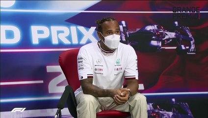 Últimos preparativos e Hamilton faminto: assista como foi a quinta-feira no Bahrein