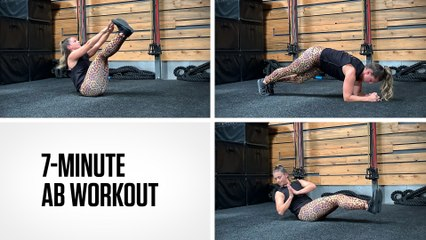 7-Minute Ab Workout