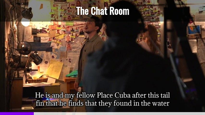 The Chat Room: Manifest J.R. Ramirez  (Captioned)