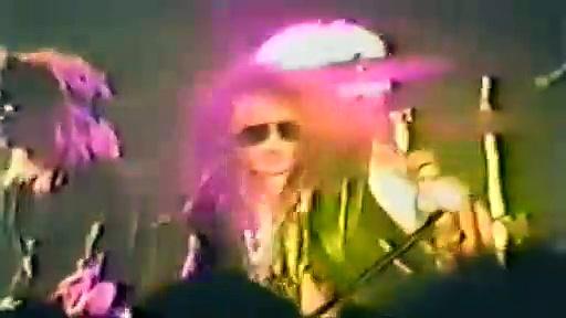 """""""Reckless LIfe"""" Alt Lyrics w/lyrics Guns N' Roses Roxy 1986"""