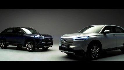 Nouveau Honda HR-V e:HEV - Analyse approfondie de la conception du design - Shouhin