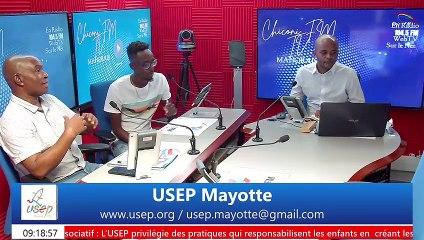 CHICONI FM TV - Avec l'USEP Mayotte ce vendredi 26 mars 2021