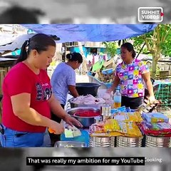 This Visayan Vlogger Feeds Over 100 People in a Week