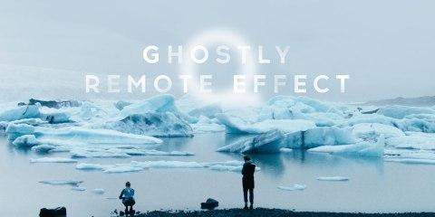 Q Ghostly Remote Effect