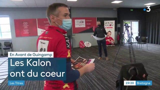 TOUS ENSEMBLE, TOUJOURS EN COURANT // Le #MaradonKalon sur France 3 Bretagne