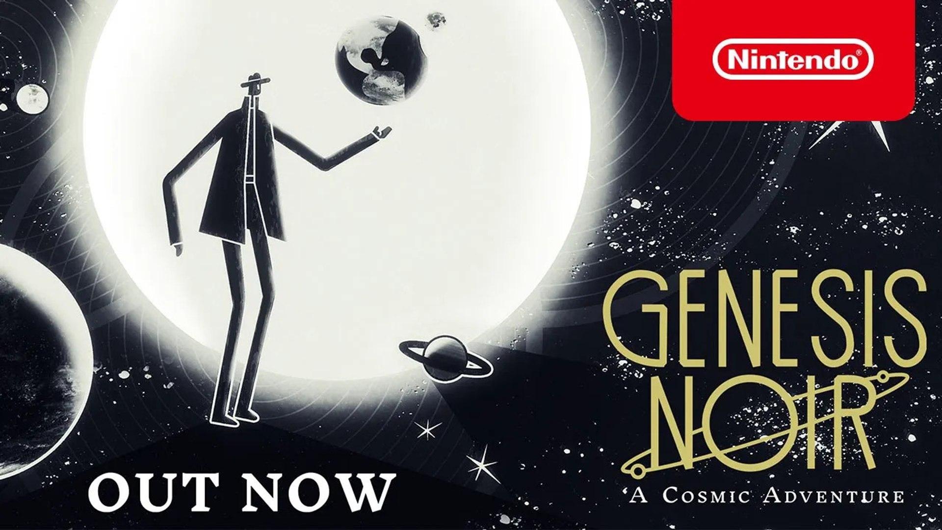 Genesis Noir - Launch Trailer - Nintendo Switch