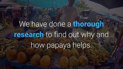 Papaya Diet – How Papaya Aids Weight Loss.