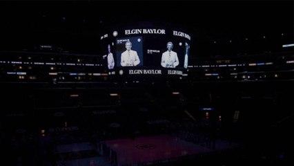 """Elgin Baylor: Retour sur la carrière du """"point de repère de la perfection"""""""
