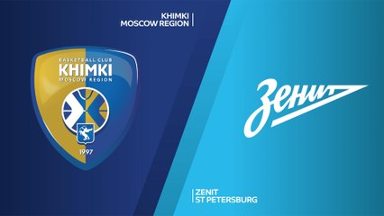 EuroLeague 2020-21 Highlights Regular Season Round 31 video: Khimki 70-91 Zenit