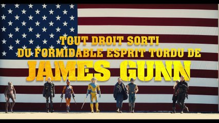 The Suicide Squad - Bande-Annonce Non Censurée [VOSTFR HD]