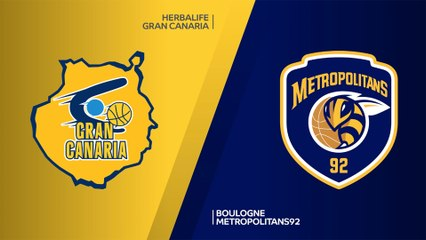 7Days EuroCup Highlights Quarterfinals, Game 2: Gran Canaria 66-64 Metropolitans