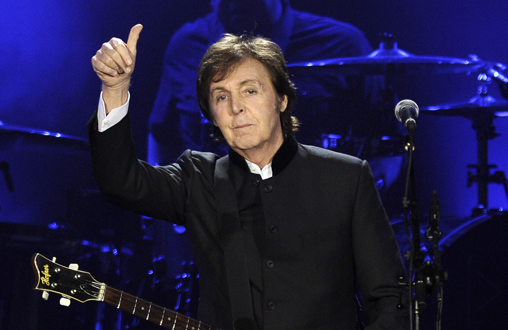 Sir Paul McCartney to release cookbook of late wife Linda McCartney's recipes