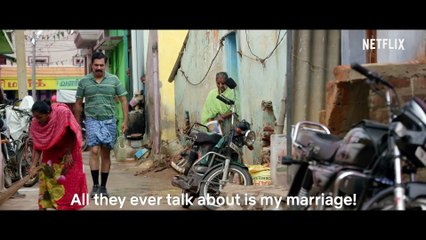 Care Of Kaadhal _ Official Trailer _ Karthik Rathnam, Mumtaz Sorcar _ Tamil Film _ Netflix India ( 1080 X 1920 )