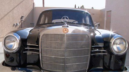 Pawn Stars: EXPERT STUMPED on Value of '61 Mercedes Benz
