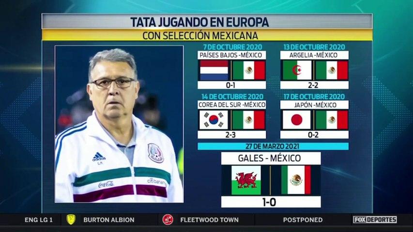 Gerardo Martino cae por segunda vez con la Selección Mexicana: EXCLUSIVO Central FOX