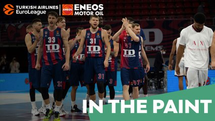 In the Paint - Baskonia gets a crucial win over Milan