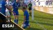 TOP 14 - Essai de Julien DUMORA (CO) - Castres - Pau - J20 - Saison 2020/2021