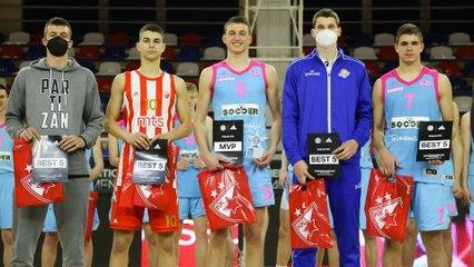 EB ANGT Belgrade All-Tournament Team
