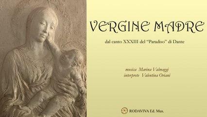 Valentina Oriani - VERGINE MADRE