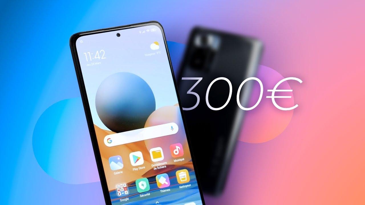Le MEILLEUR SMARTPHONE à 300€ ! (Xiaomi Redmi Note 10 Pro)