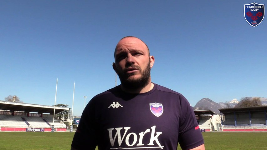 Rugby : Video - Jean-Charles Orioli - FCG VS USAP