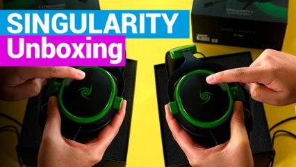 Singularity unboxing
