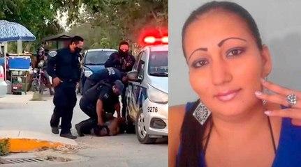 Justicia para Victoria, la mujer asesinada por la brutalidad policial en Tulum