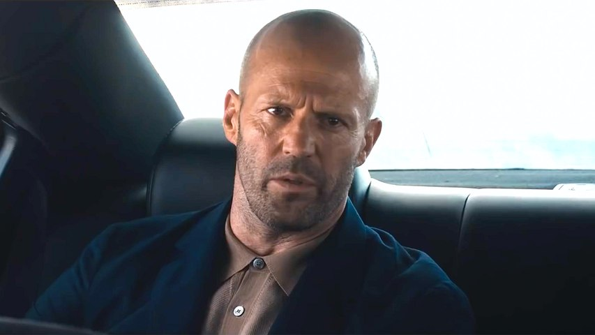 Wrath of Man with Jason Statham - Official Trailer