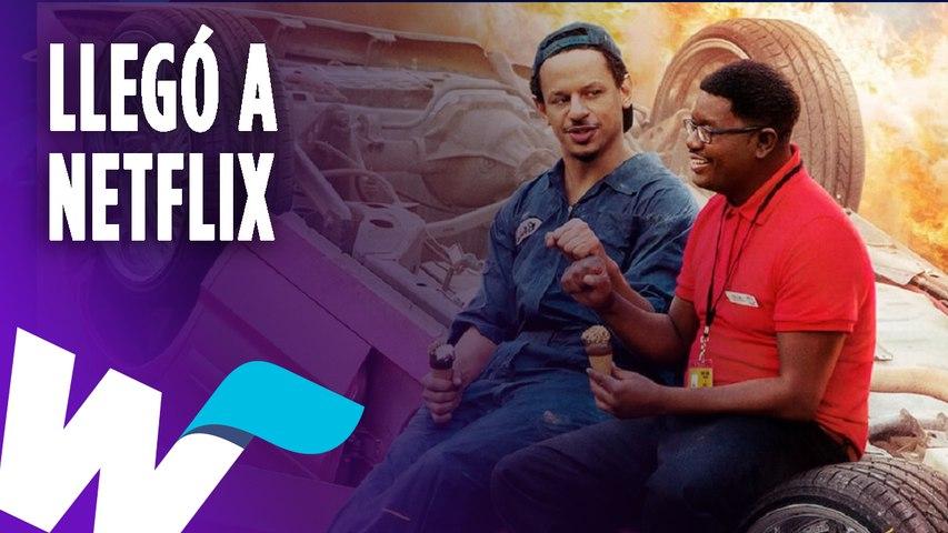 'Un viaje pesado' ya está en Netflix