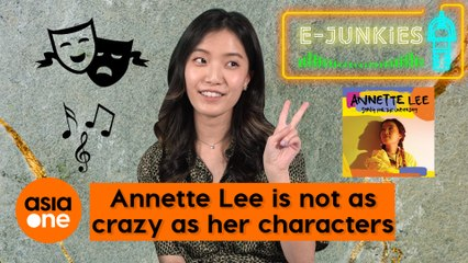 E-Junkies: Annette Lee is not as crazy as seen in her videos